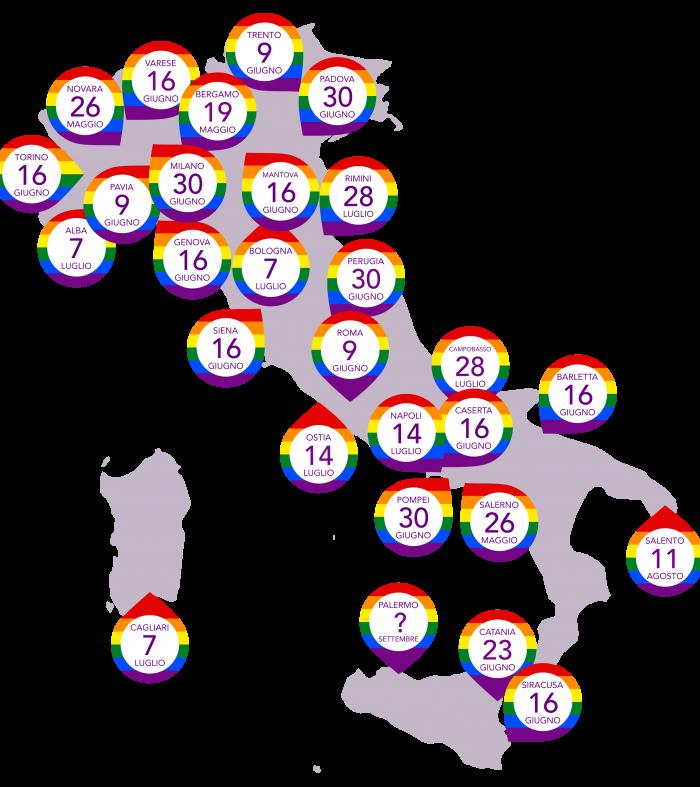 Mappa Pride 2018